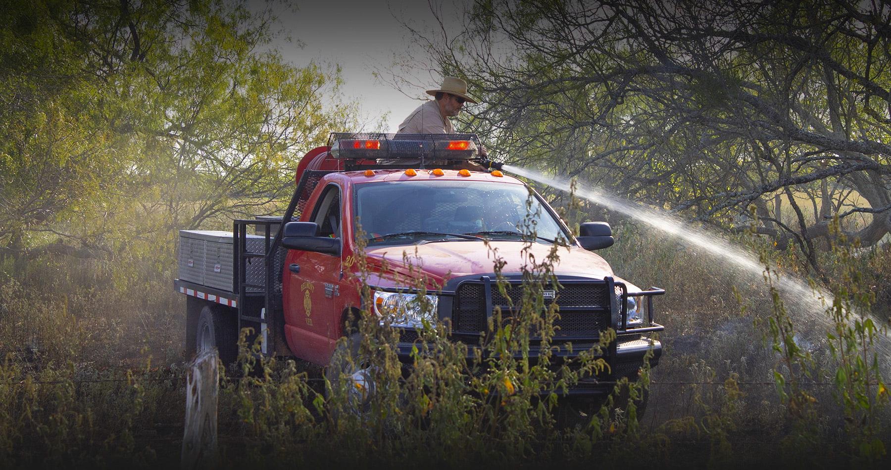 Belmont VFD Wildfire