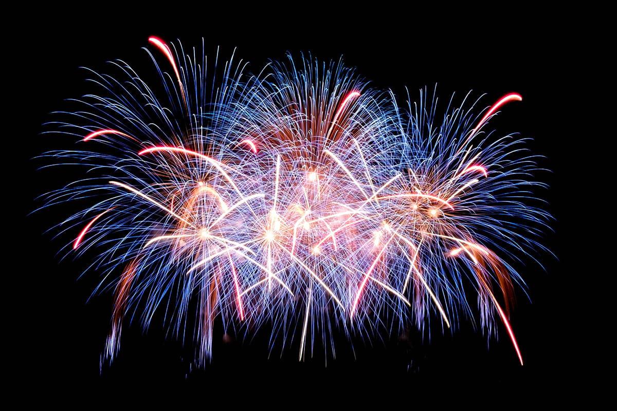 Fireworks Safety Belmont VFD