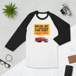 Belmont VFD Supporter - 3/4 Sleeve Shirt