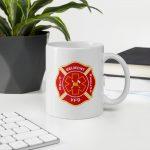 Support Belmont VFD Mug