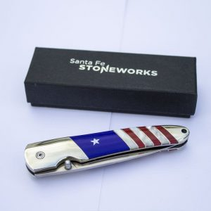 BVFD Auction Santa Fe Stoneworks Pocket Knife