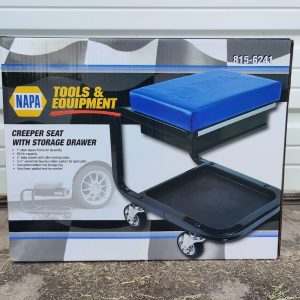 BVFD Auction Napa Creeper Seat with Drawer