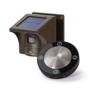 BVFD Auction eMACROS 1/2 mile solar driveway alarm