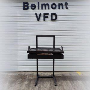 BVFD Auction Custom-made steak grill